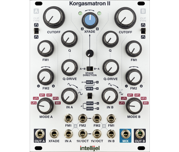 Intellijel Korgasmatron II, DEMO UNIT