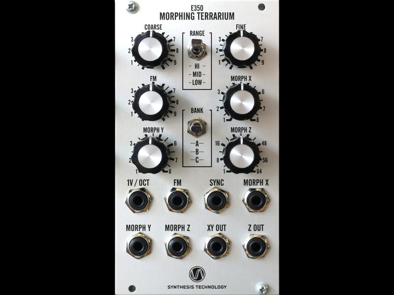Synthesis Technology E350 Morphing Terrarium, DEMO UNIT