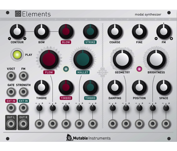 Mutable Instruments Elements, USED