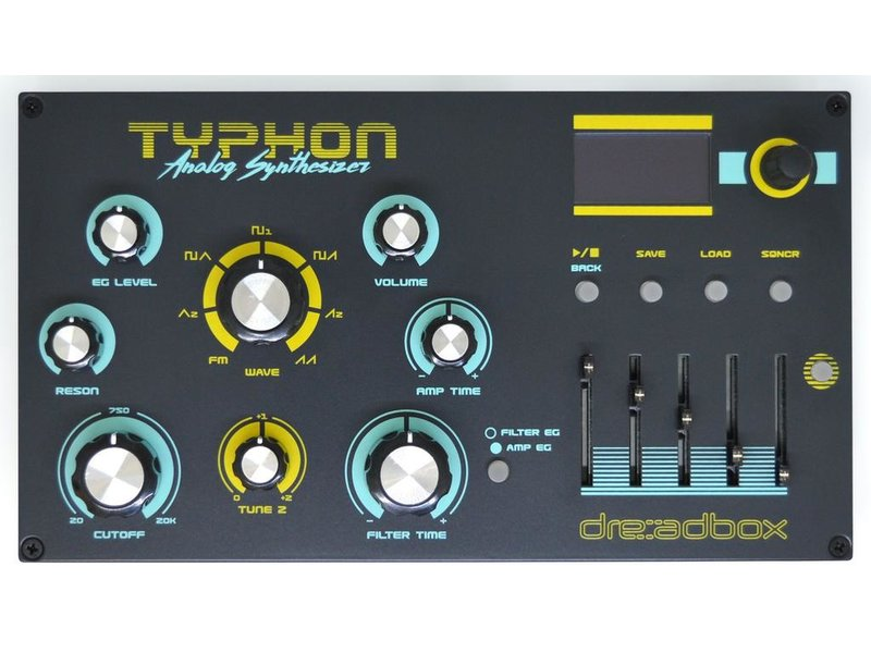 Dreadbox Typhon, PRE-ORDER