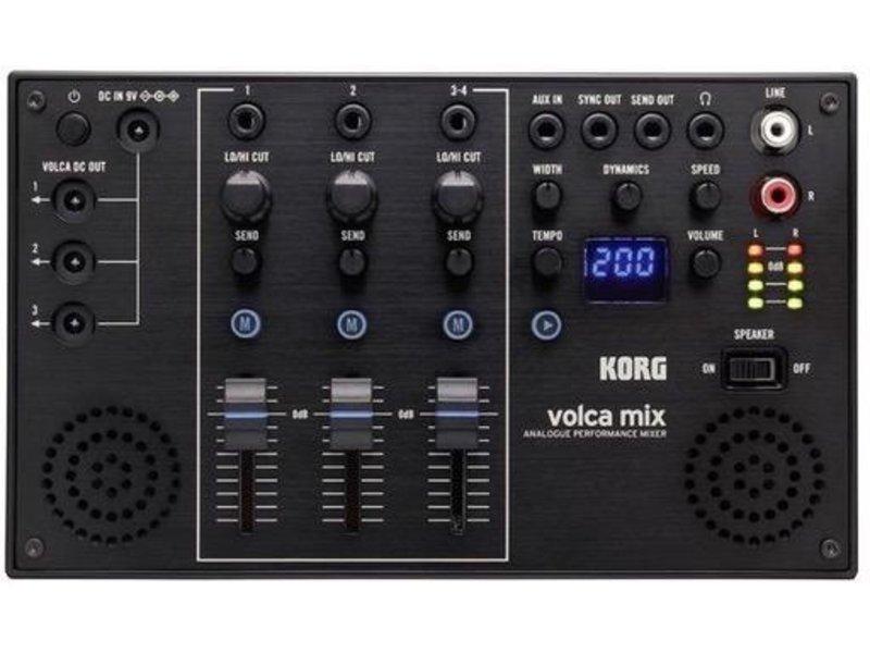 Korg Volca Mix, USED