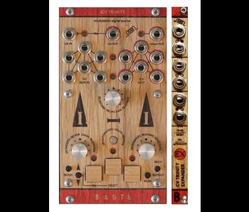 Bastl Instruments CV Trinity & Expander - Wood, DEMO UNITS