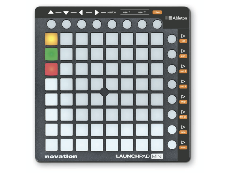Novation Launchpad Mini mk1, USED