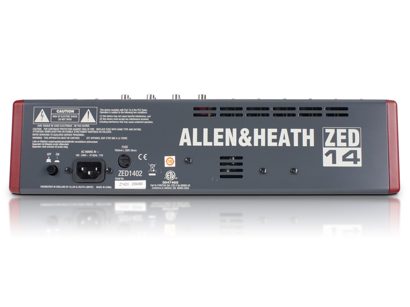 Allen & Heath ZED14, USED