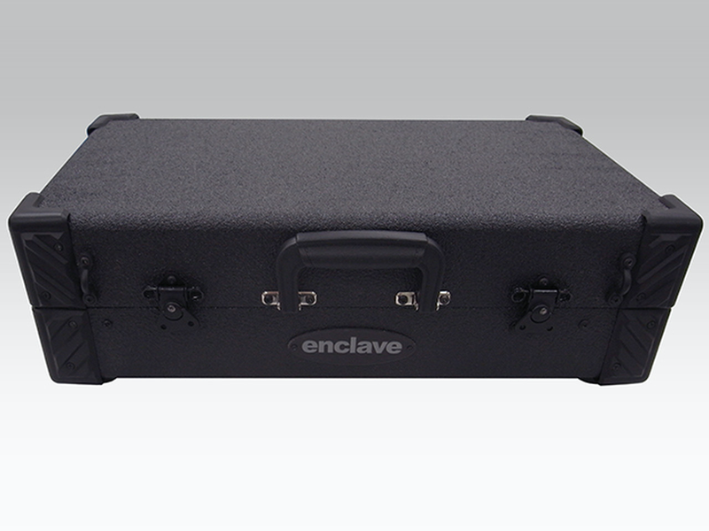 Enclave 6U Case w/ MN Power, USED