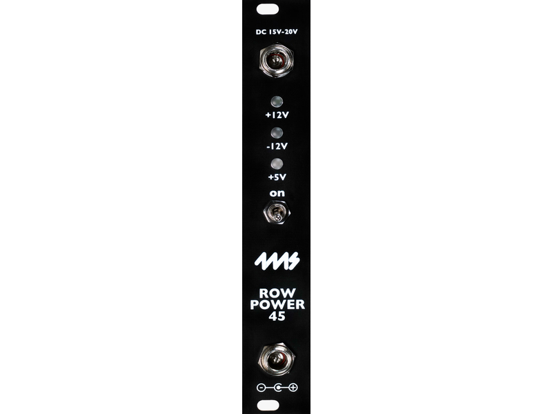 4ms ROW POWER 45 (Black)
