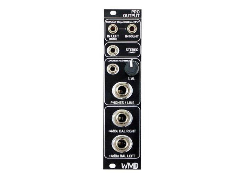 WMD Pro Output