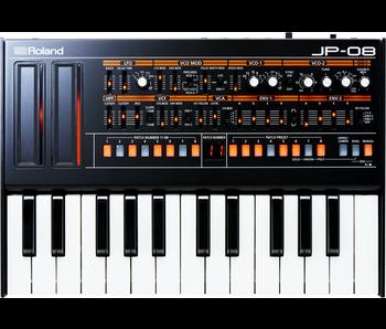 Roland JP-08 Jupiter w/ K-25M Keyboard, USED