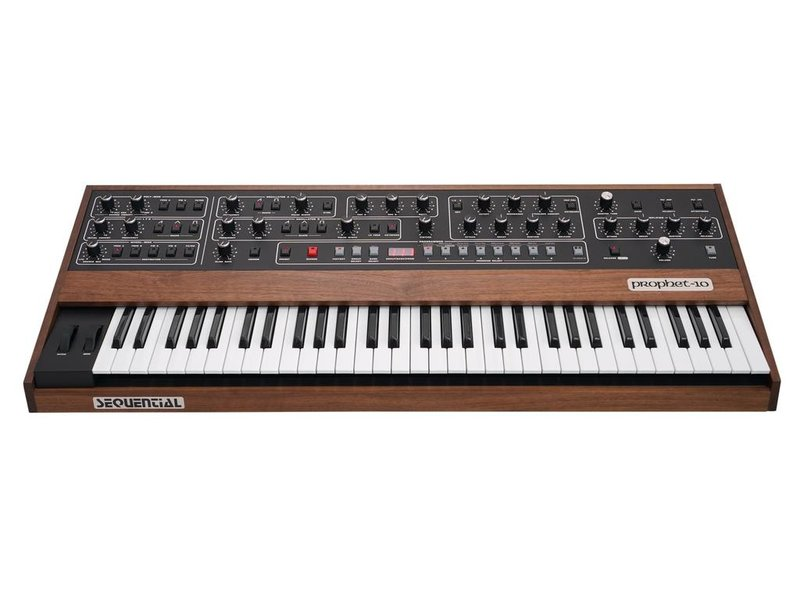 Sequential Prophet-10 Keyboard, PRE-ORDER