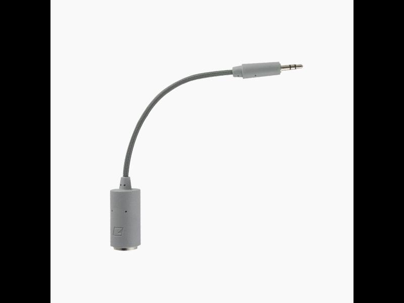 Elektron CA-3 (3.5mm to 5-pin DIN MIDI Adaptor), Single