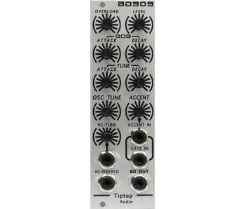 Tiptop Audio BD909, Silver Panel, DEMO UNIT