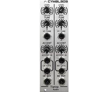Tiptop Audio Cymbl909 (CR909), Silver Panel, DEMO UNIT
