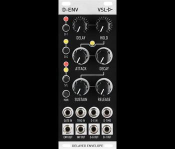Vintage Synth Lab D-Env, DEMO UNIT