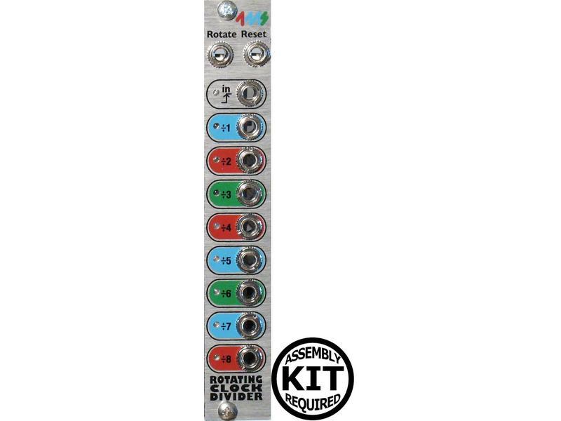 4ms RCD Kit (Rotating Clock Divider)