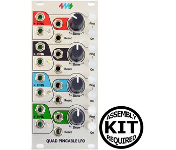 4ms QPLFO Kit (Quad Pingable LFO)