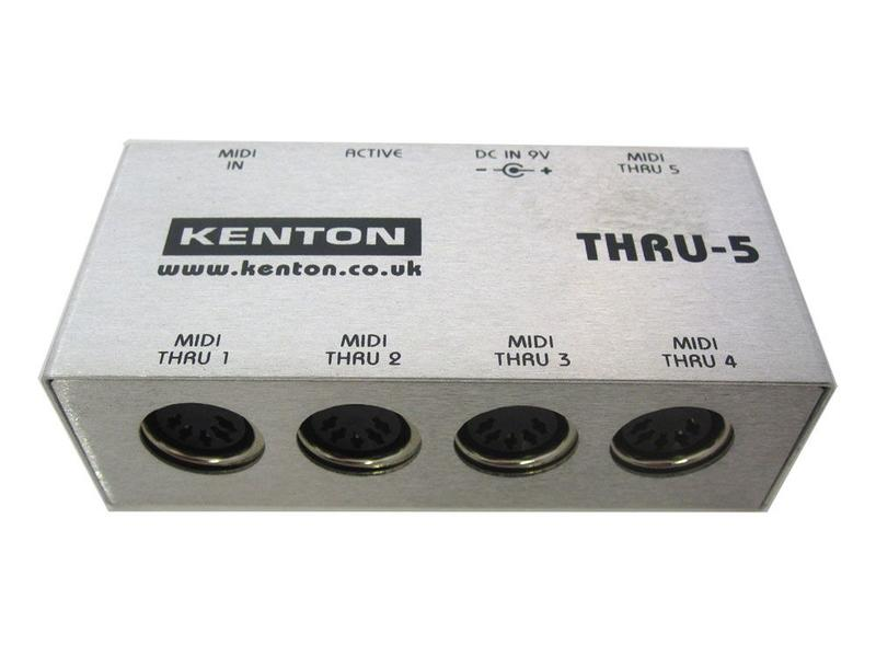 Kenton MIDI Thru-5