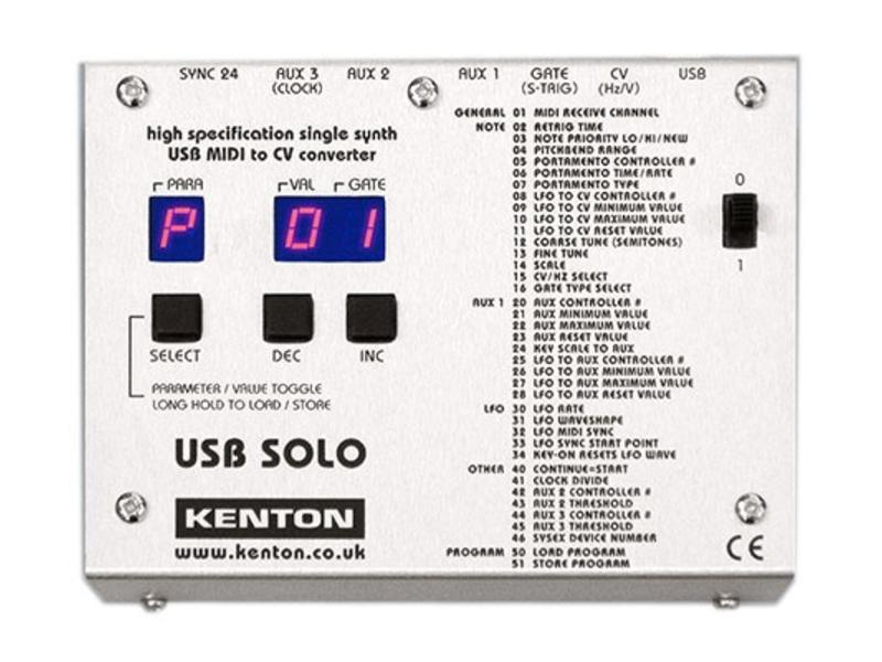 Kenton USB-Solo