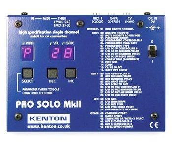 Kenton Pro-Solo mkII