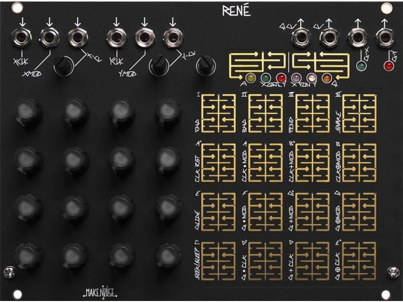 Make Noise Rene Mk1, BLOWOUT PRICING