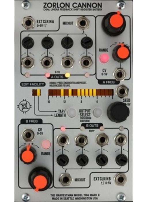 Industrial Music Electronics Zorlon Cannon mkII, DEMO UNIT