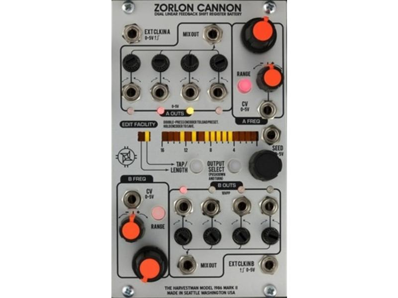 Industrial Music Electronics Zorlon Cannon mkII