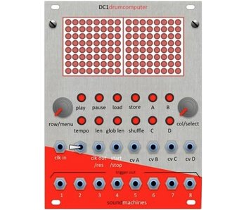 soundmachines DC1 drumcomputer, BLOWOUT PRICING
