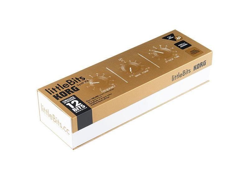 Korg littleBits Synth Kit, OPEN BOX