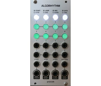 Grayscale Algorhythm, DEMO UNIT