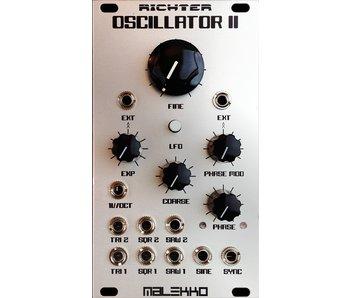Malekko Heavy Industry Richter Oscillator II, DEMO UNIT