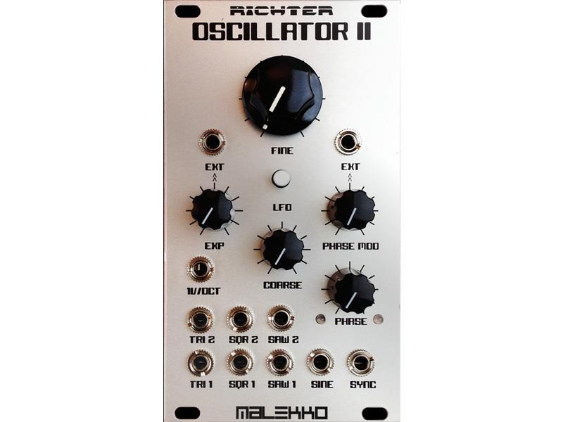 Malekko Heavy Industry Richter Oscillator II