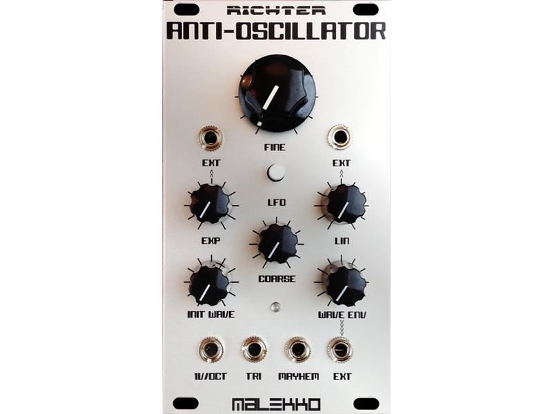 Malekko Heavy Industry Richter Anti-Oscillator