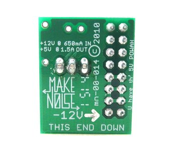 Make Noise +5V Adapter