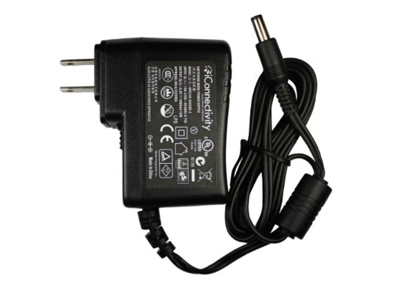 iConnectivity iCP2NA Power Adapter (for iConnectMIDI2+, N. America)