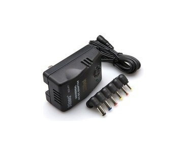 Hosa Universal AC Adapter Selectable VDC 1.2A
