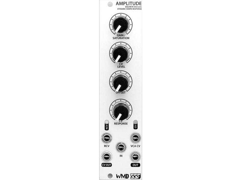 WMD / SSF Amplitude
