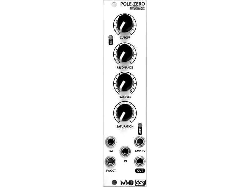 WMD / SSF Pole-Zero