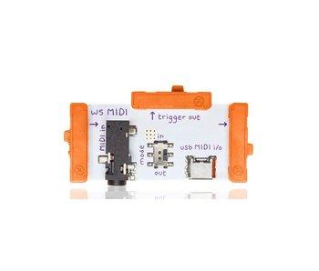 Korg littleBits Synth Kit - Control Voltage