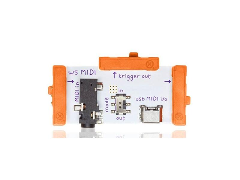 Korg littleBits MIDI