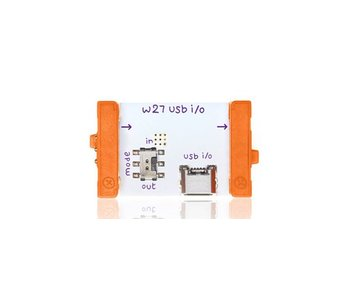 Korg littleBits USB I/O Audio