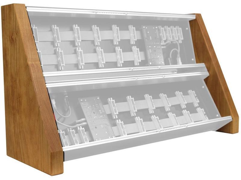 Pittsburgh Modular Double Row Hardwood Sides Set, OPEN-BOX