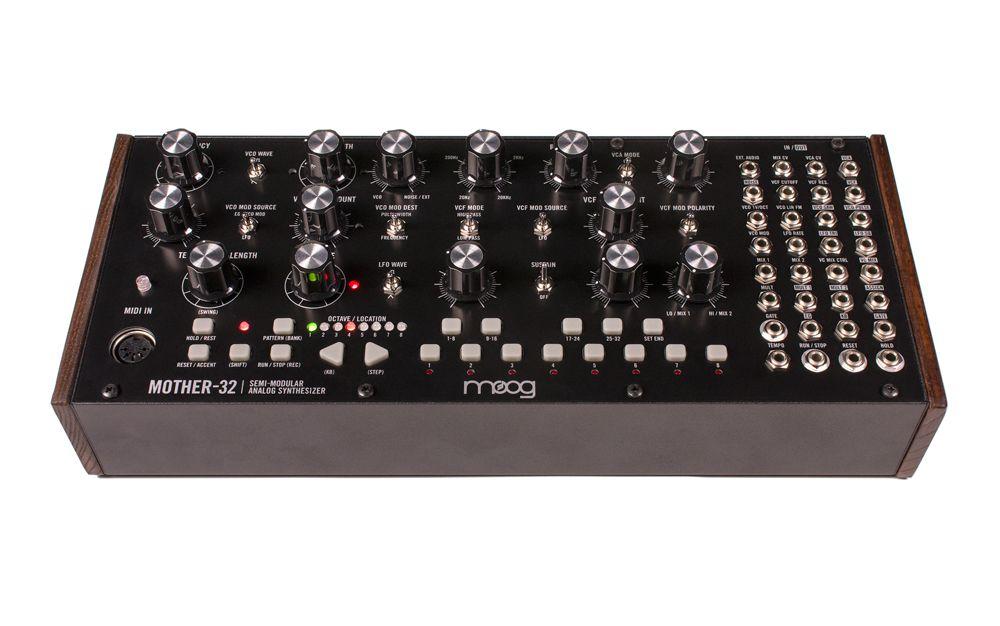 moog mother 32 control voltage. Black Bedroom Furniture Sets. Home Design Ideas