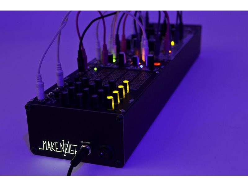 Make Noise Skiff w/ Power, 3U, 104hp