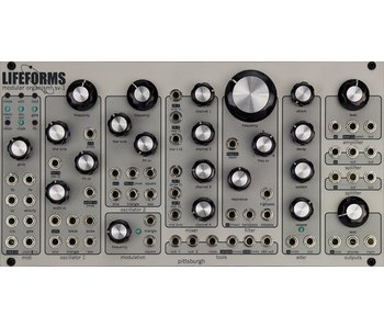Pittsburgh Modular Lifeforms SV-1, DEMO UNIT