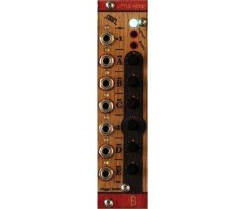 Bastl Instruments Little Nerd - Wood, DEMO UNIT