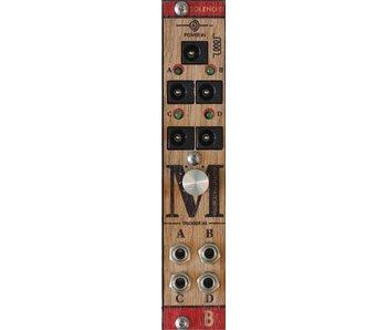 Bastl Instruments Solenoid Motor Interface - Wood