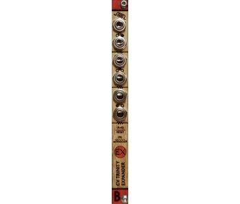 Bastl Instruments CV Trinity Expander - Wood