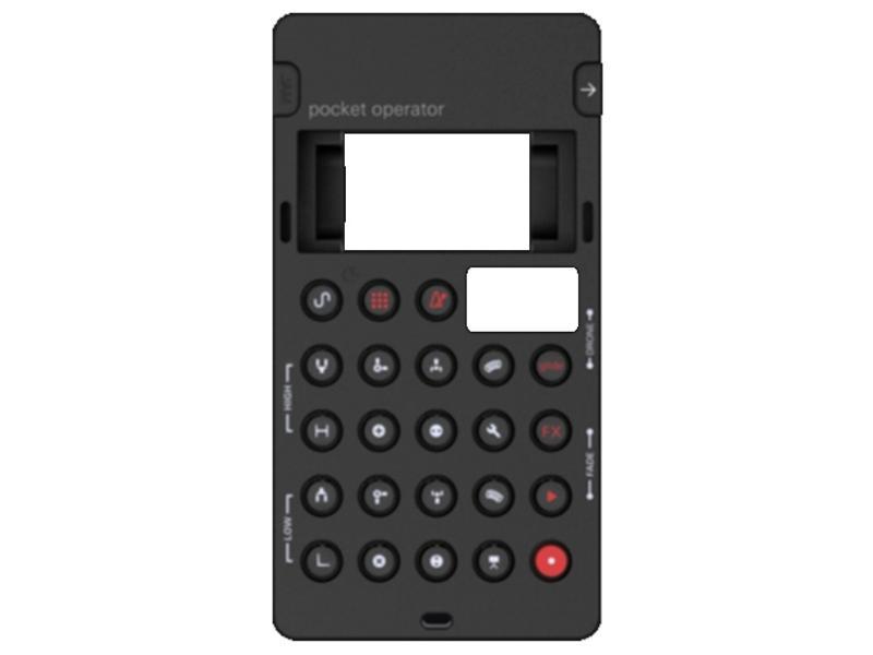 Teenage Engineering Pro Case CA-28, Red