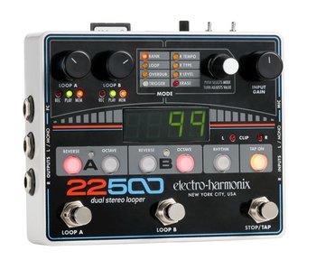 Electro Harmonix 22500 Looper, DEMO UNIT