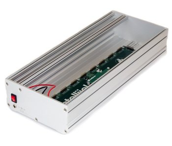 Intellijel 104hp, 4U Eurorack Case w/Power