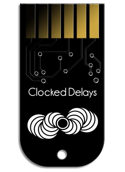 Tiptop Audio Clocked Delays (for Z-DSP)
